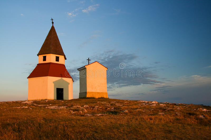 Download Chapel in the peak stock photo. Image of holy, culture - 13388604