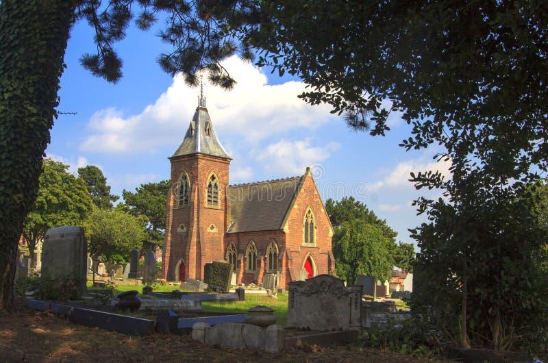 Download Chapel of rest stock image. Image of marker, graveyard - 33257643