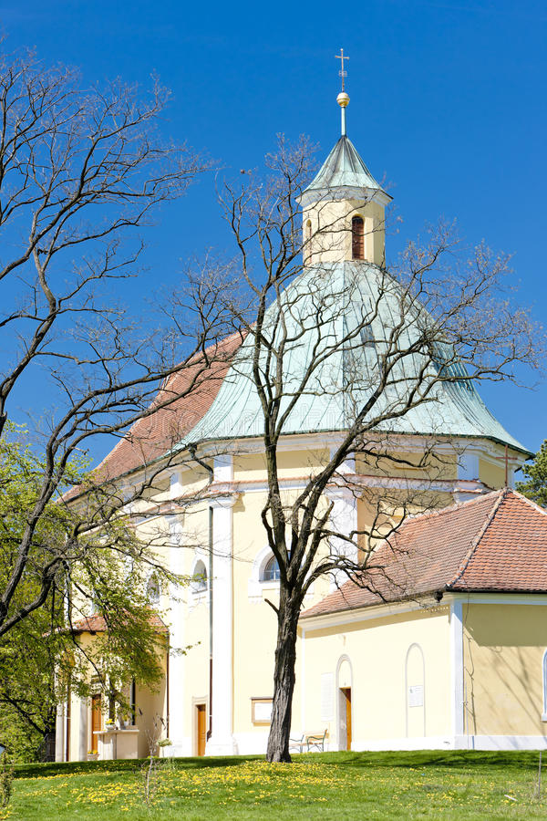 Download Chapel of Saint Anthony stock photo. Image of outside - 24226774