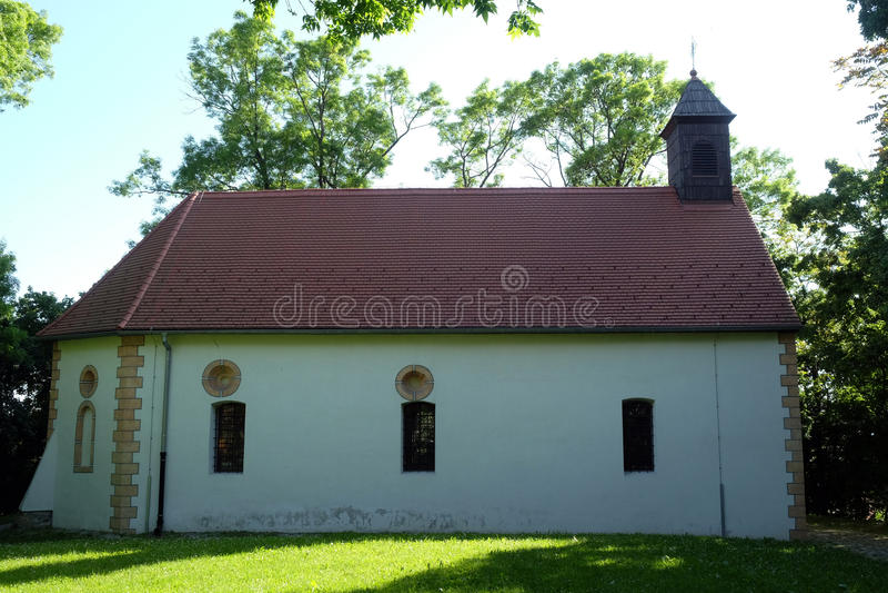 Chapel of Saint Roch, Zagreb. Croatia stock photo