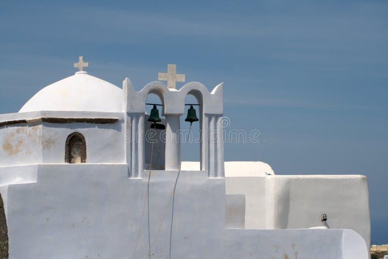Download Chapelle blanche image stock. Image du couleur, greece - 20767531