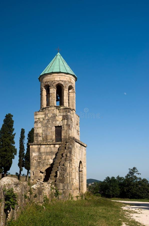 Chapelle chez Georgia Bagrati Cathedral dans Kutaisi photographie stock libre de droits