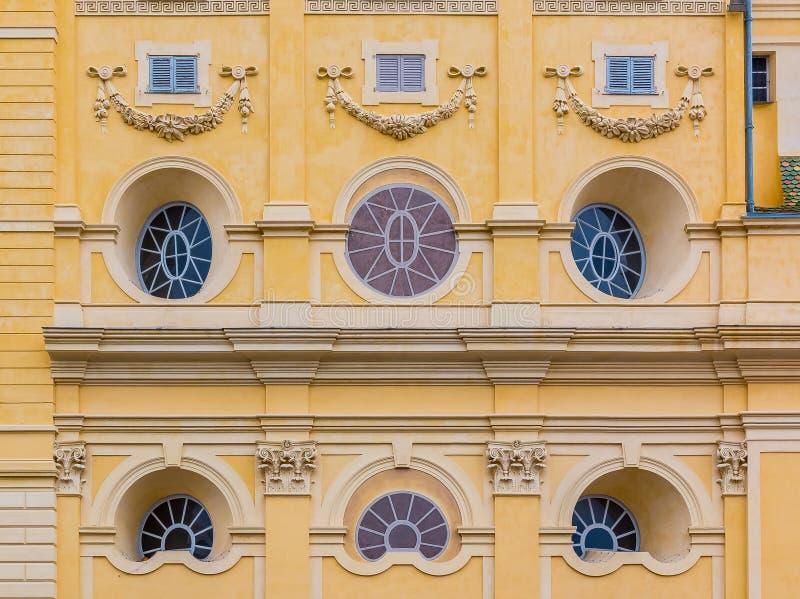 Chapelle de la Misericorde Nizza in Francia fotografia stock
