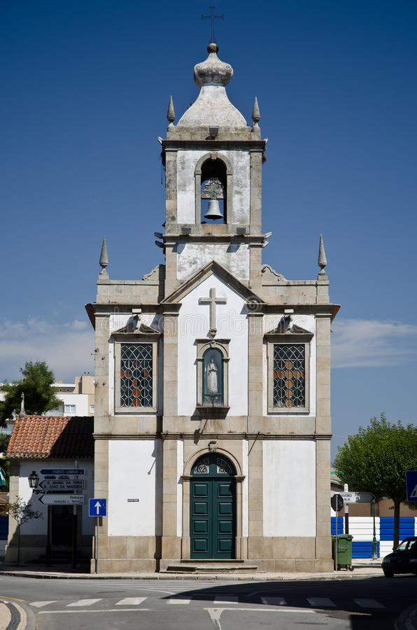 Chapelle de Senhora DA Graça photo libre de droits