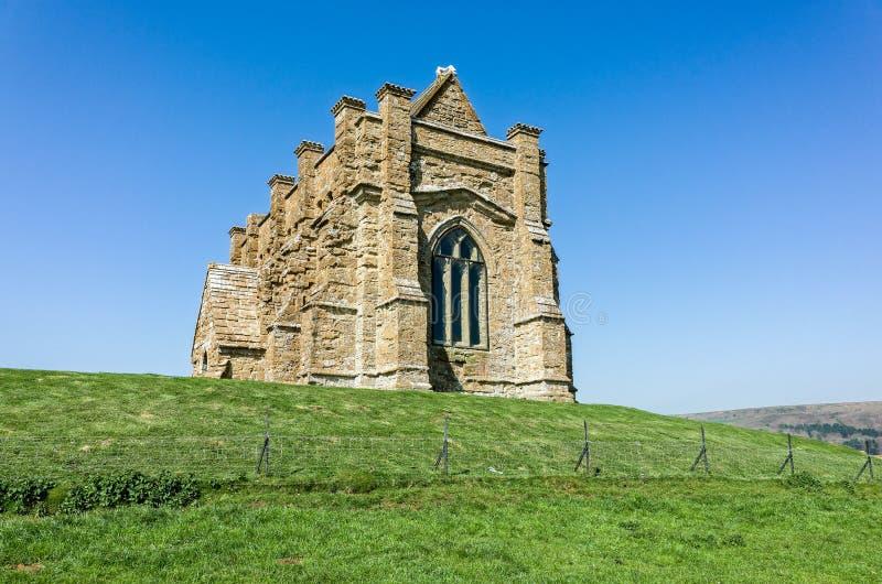 Chapelle du ` s de Catherine de saint dans Abbotsbury, Dorset, R-U image libre de droits