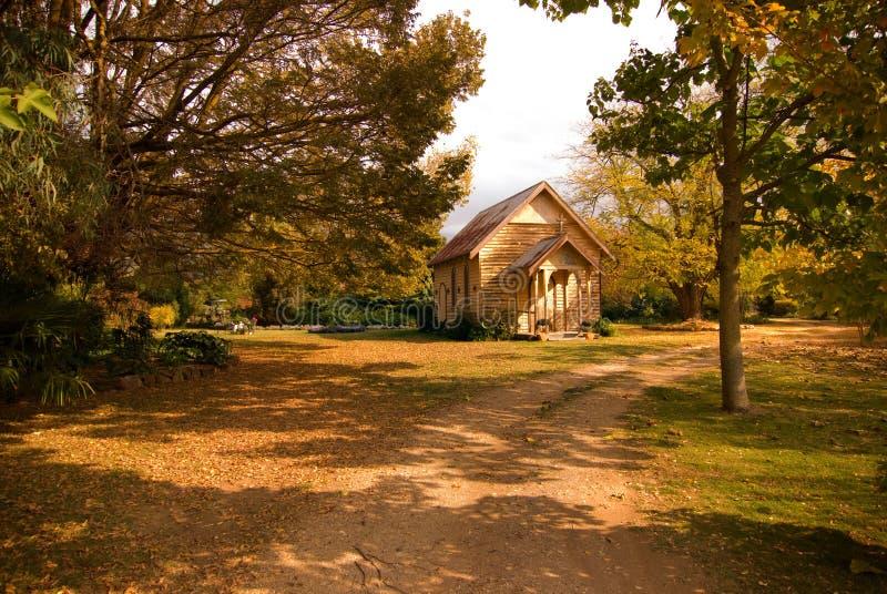 Chapelle historique photographie stock