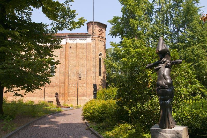 Chapelle Padoue Italie de Scroveni images stock