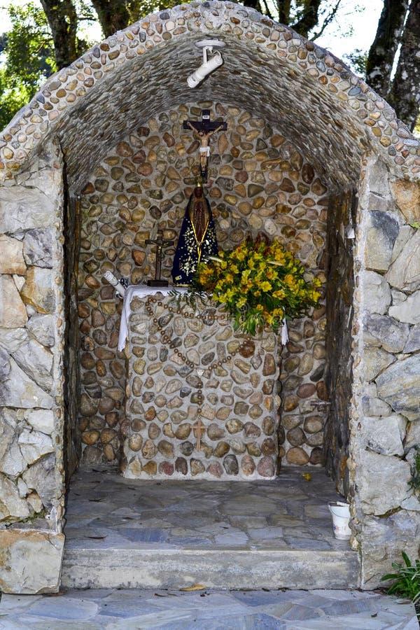 Download Chapelle religieuse image stock. Image du dévotion, chapelle - 77157929
