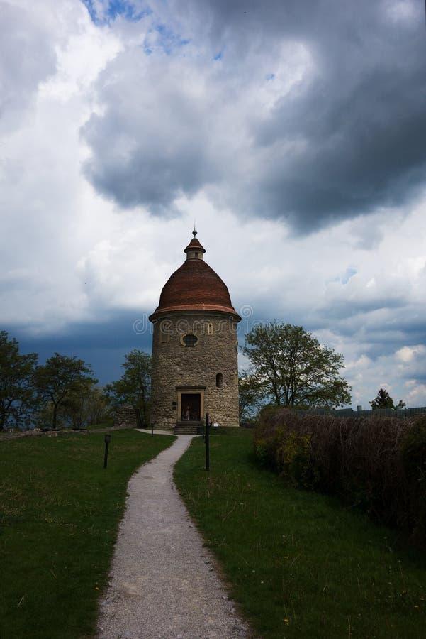 Chapelle SV rotunda de St Georg Juraja photos libres de droits