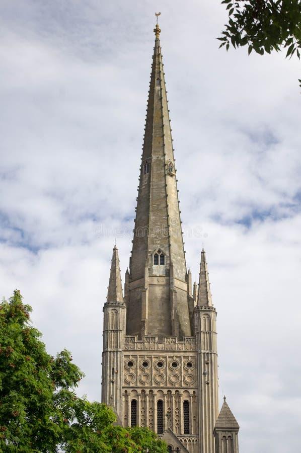 Chapitel de la catedral de Norwich imagen de archivo