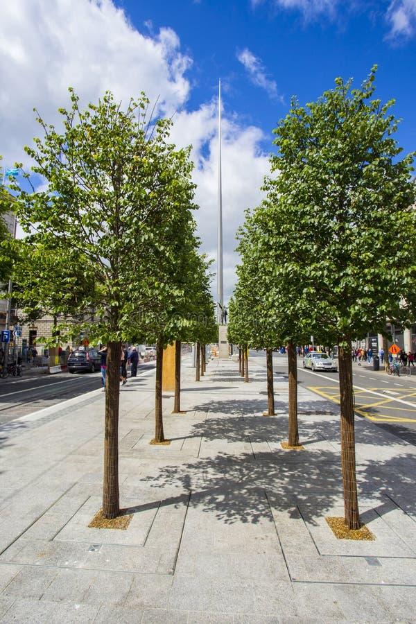 Chapitel, Dublín imagenes de archivo