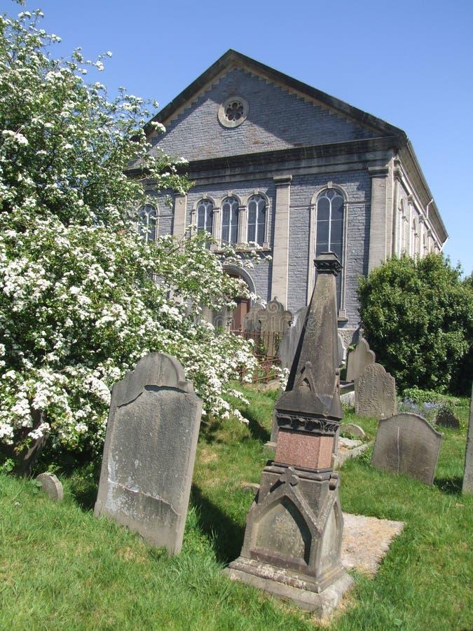 Chaple sud du pays de Galles R-U d'Obturation images stock