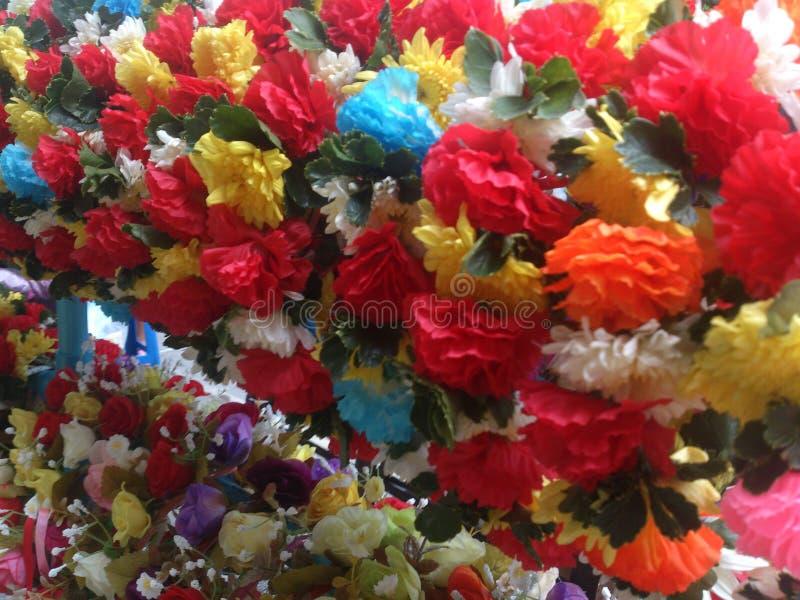 Chaplet kwiat obrazy royalty free