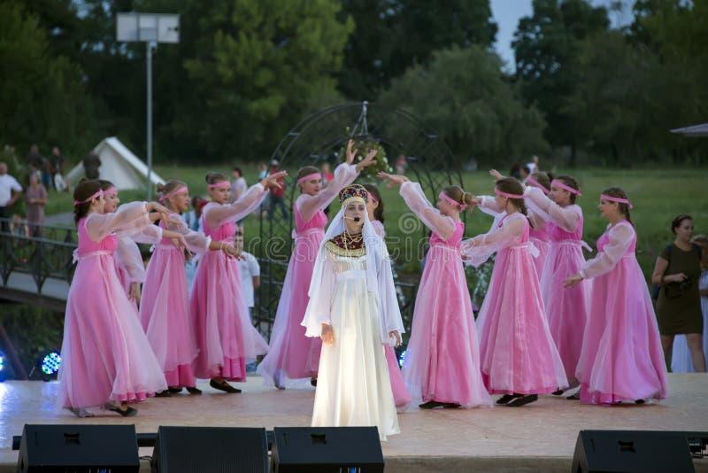 chaplygin,利佩茨克州地區, 2018 7月27日,年 俄羅斯的洗禮的慶祝.圖片