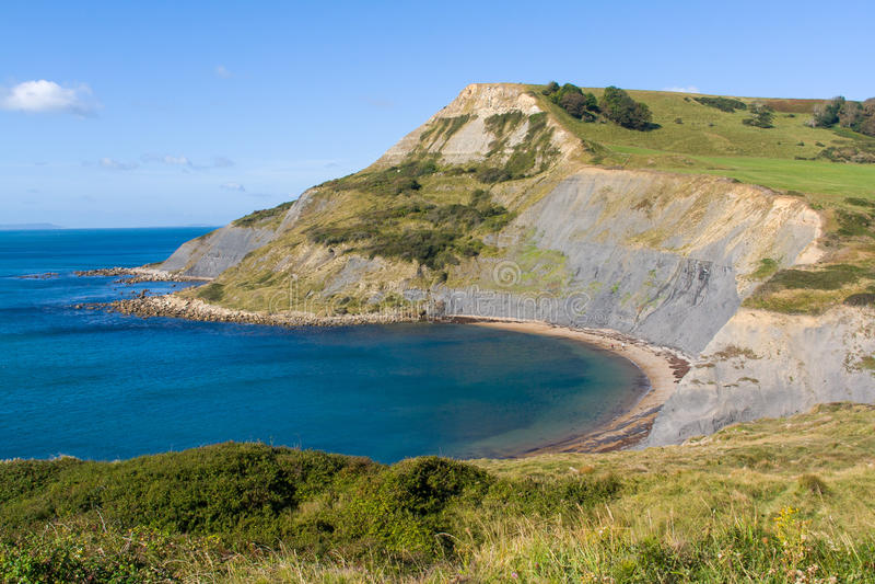 Download Chapmans Pool Dorset stock image. Image of scenery, kingdom - 33197337