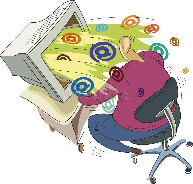 Chapoteo del Spam libre illustration