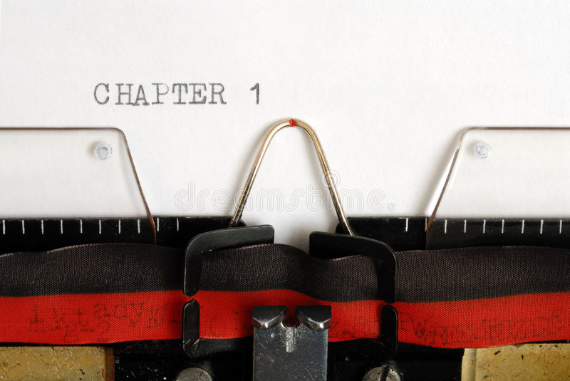 Download Chapter 1 Royalty Free Stock Image - Image: 6414966