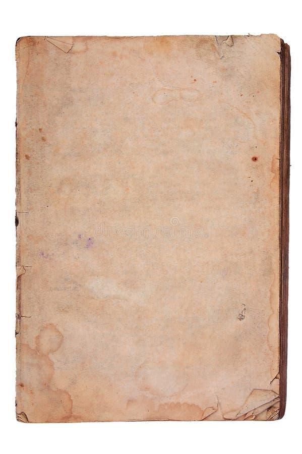 charłackiej stary papier textured krawędzi. obraz royalty free