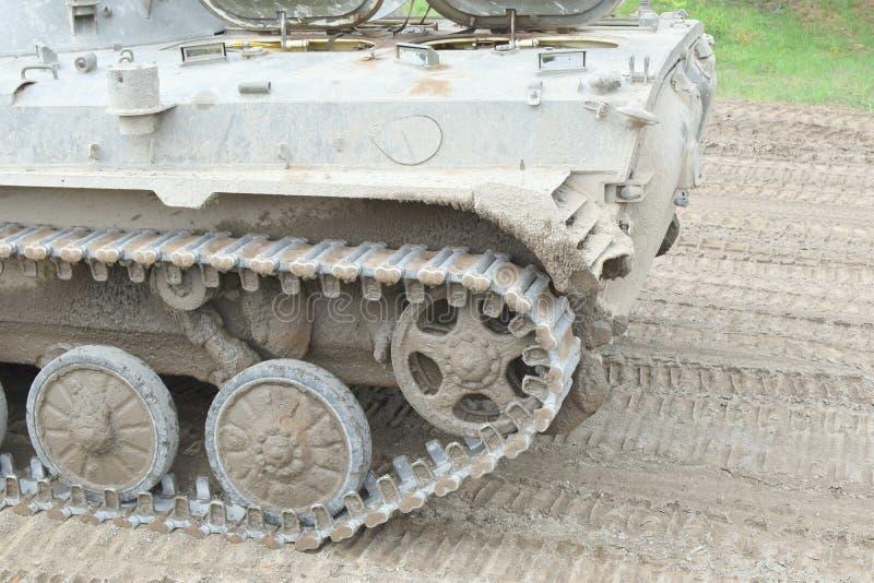Char d'assaut militaire, v?hicule blind? photographie stock libre de droits