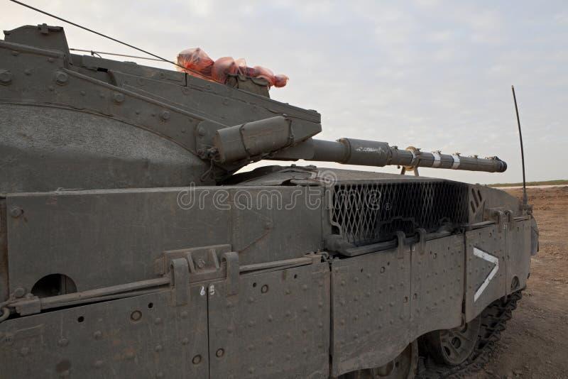 Char de bataille de Merkava Mk 4 Baz photo libre de droits