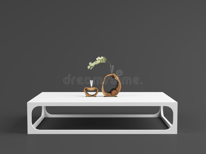 CHARA – Coffee Table 02 stock photo