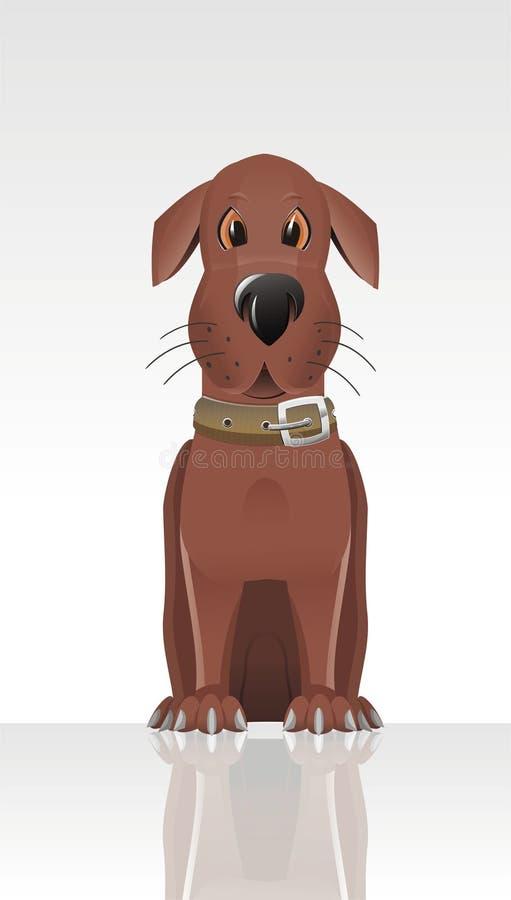 Download Character Animal Kind Cartoon Collar Stock Vector - Illustration: 23916680