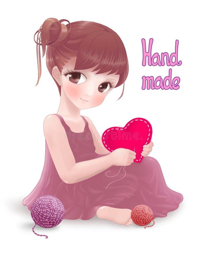 Handmade royalty free stock image