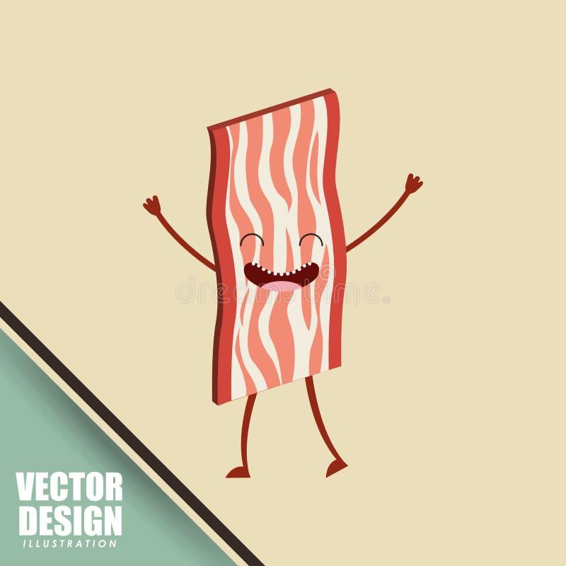 character food design royalty free illustration