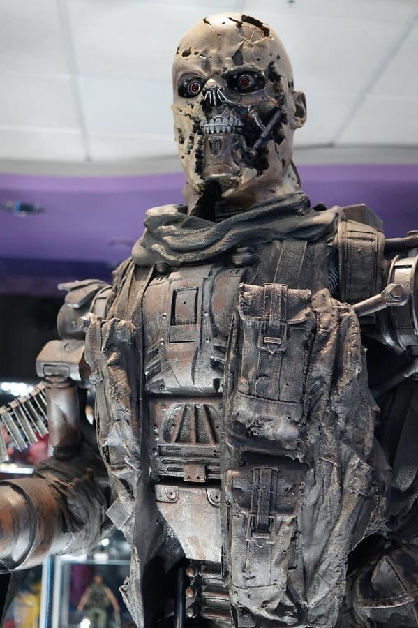 Terminator stock photos