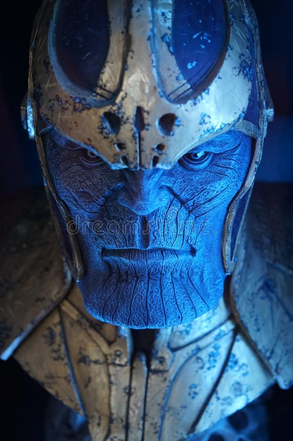 Thanos stock image