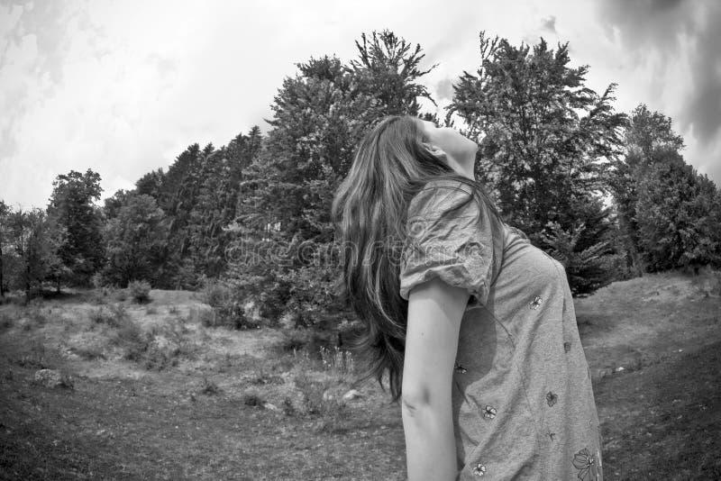 charakter kobiety zdjęcia stock
