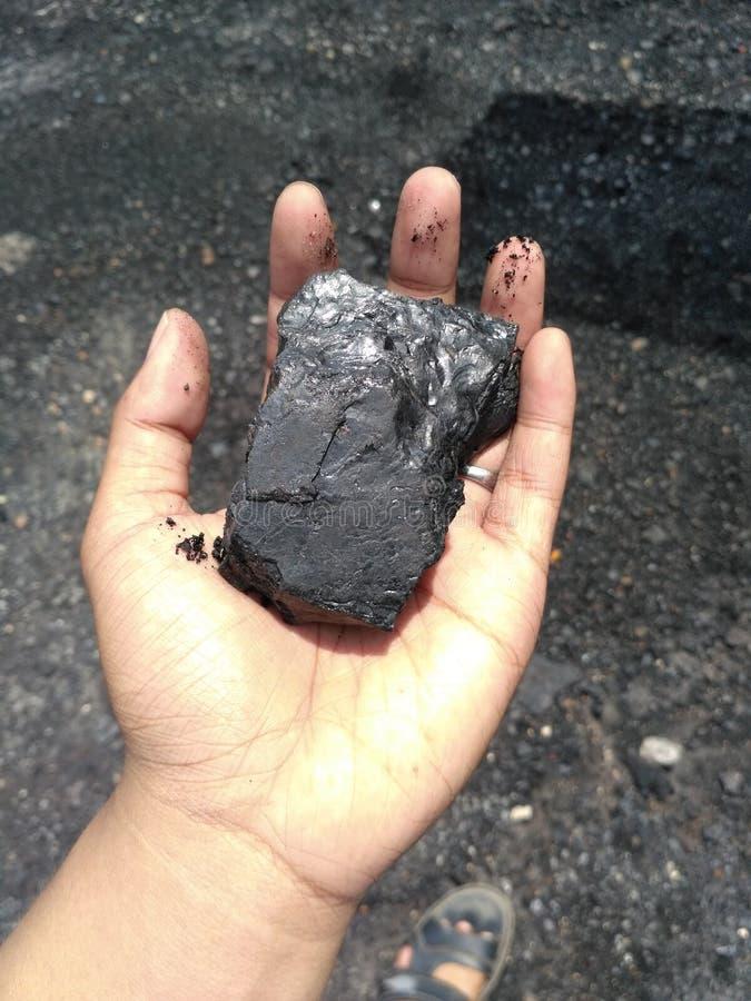 charbon photo stock