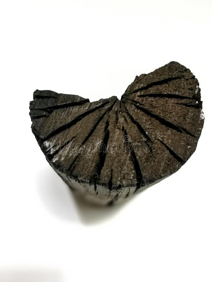 charcoal photographie stock libre de droits