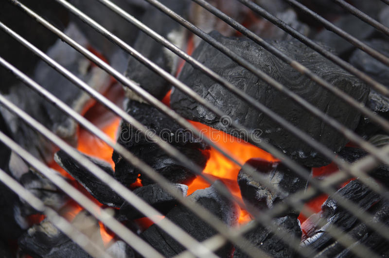 Charcoal royalty free stock photography