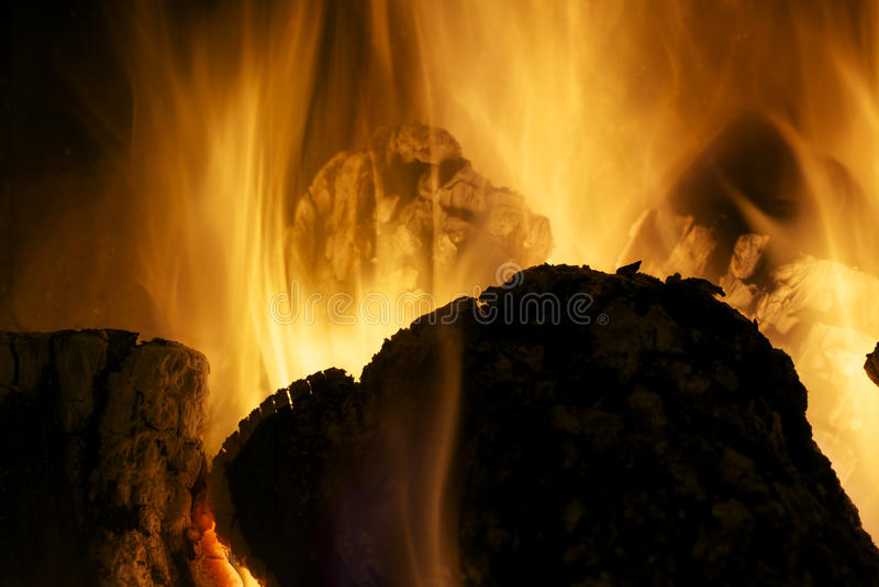 Download Charcoal stock photo. Image of black, furnace, lighting - 16338428