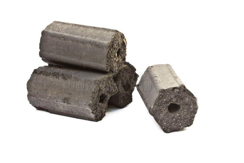Charcoal. Stock Photos