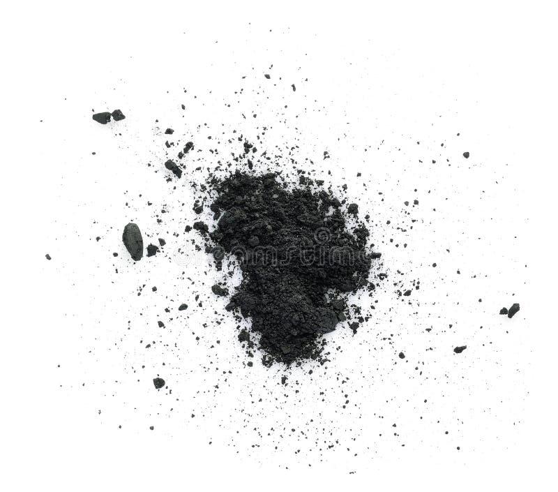 charcoal imagem de stock