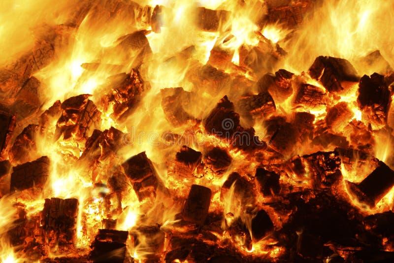 Charcoals stock photos