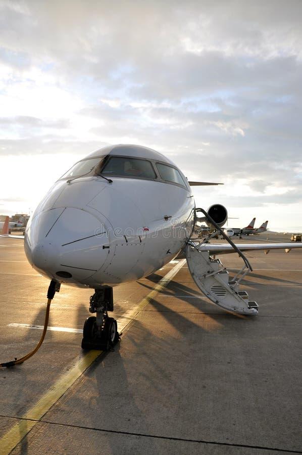 Charge d'avion photo libre de droits