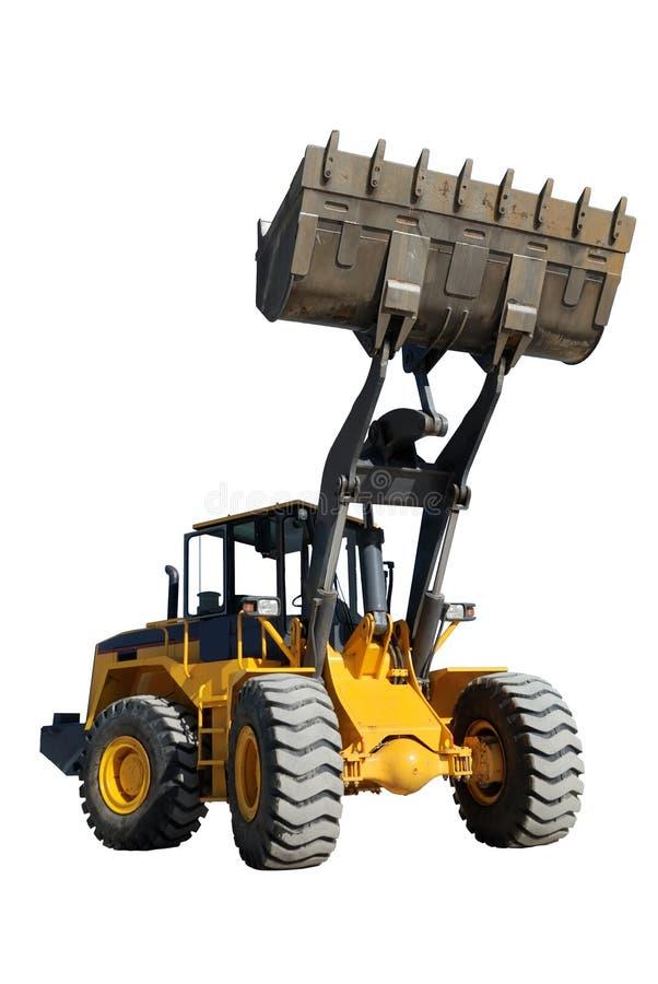 Chargeur de roue (orientation sur la position) images stock
