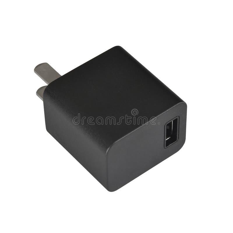 Chargeur de t?l?phone portable image stock