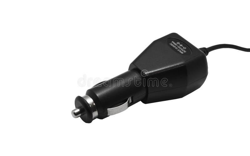 Chargeur pour le transport de voiture photographie stock