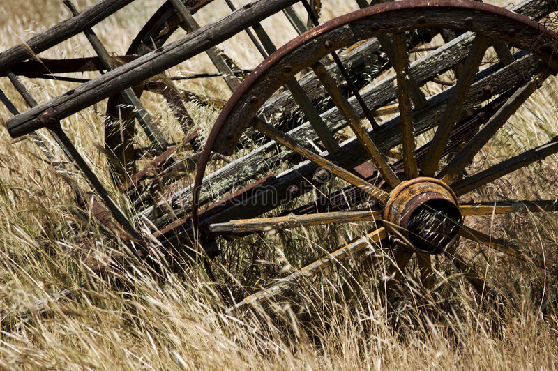 Chariot 2 lizenzfreies stockfoto
