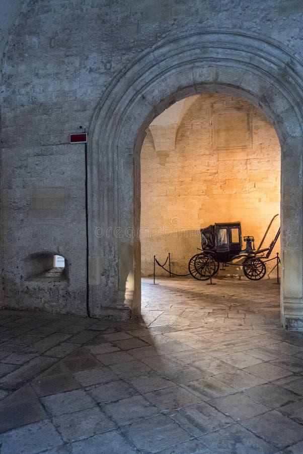 Chariot antique photo stock