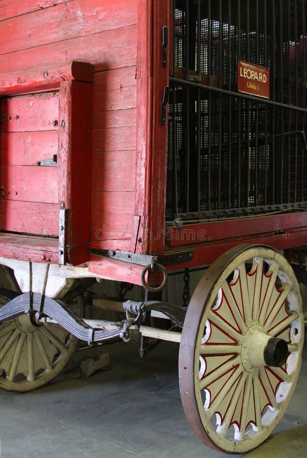 Chariot de cirque photo libre de droits