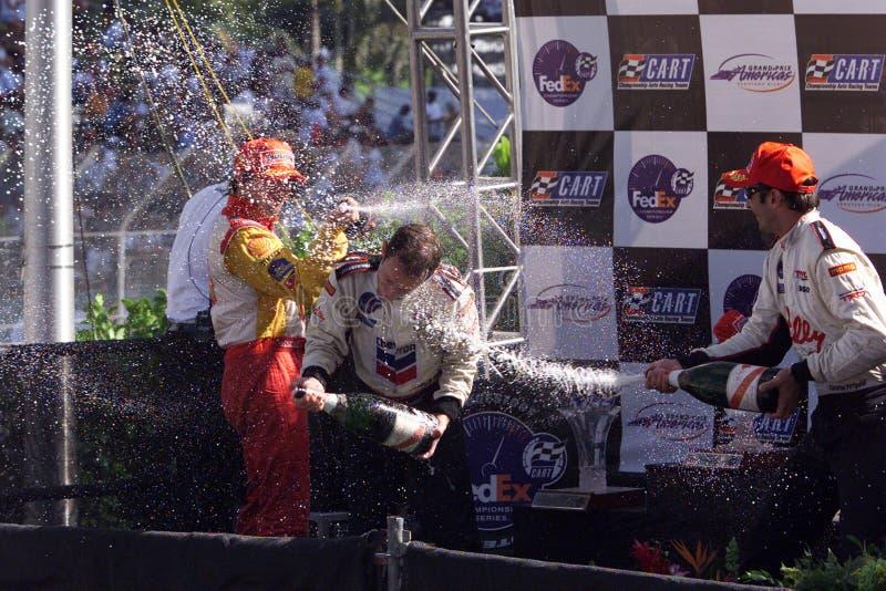 2002 CHARIOT Grand Prix Amériques images libres de droits