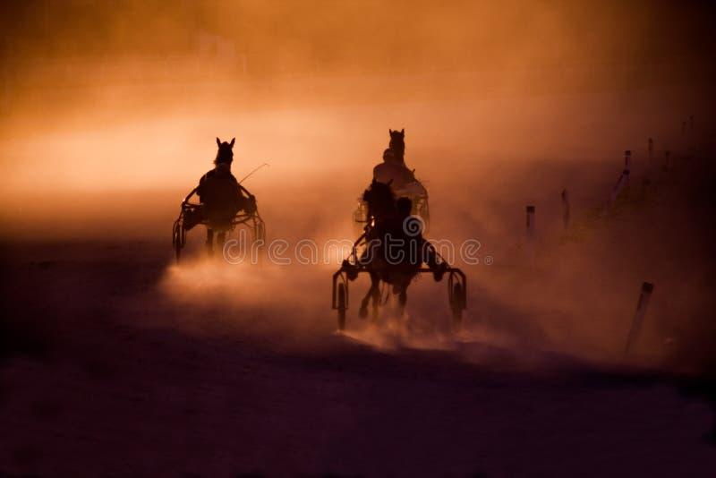 Chariots do incêndio imagens de stock royalty free