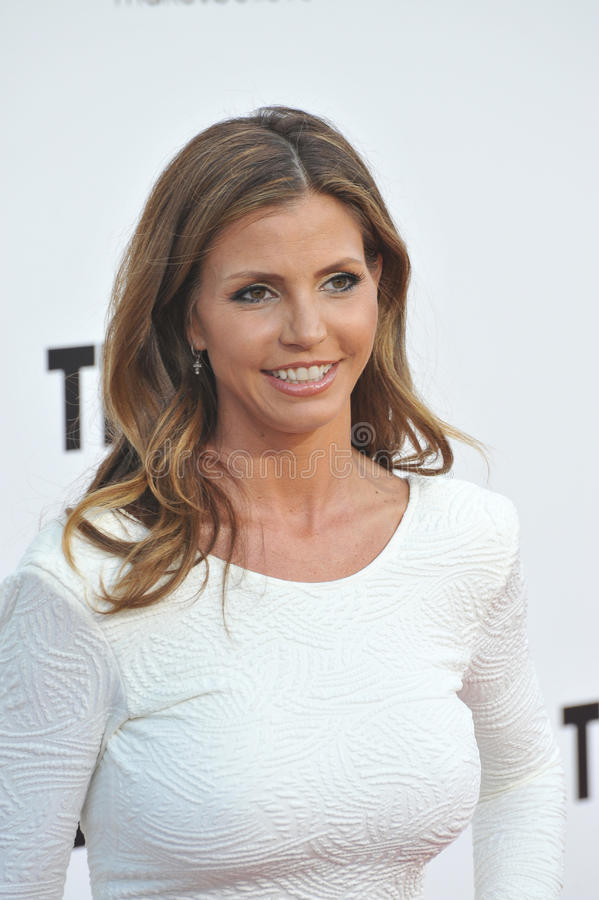 Charisma Carpenter foto de stock royalty free