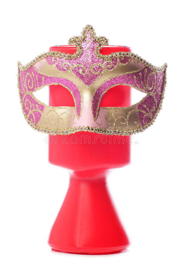 Download Charity Donation And Masquerade Mask Stock Photo - Image: 18285786