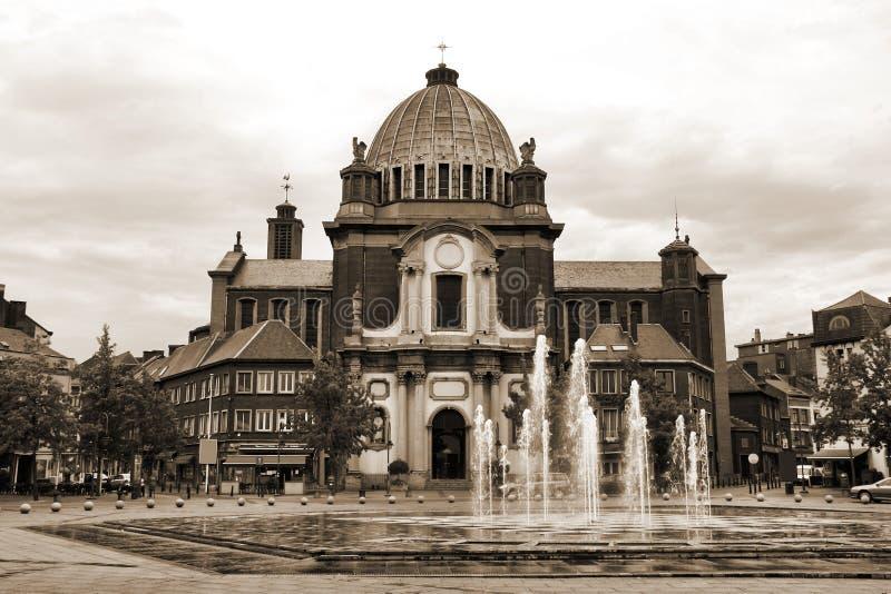 Charleroi στοκ εικόνα με δικαίωμα ελεύθερης χρήσης